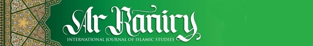 Ar-Raniry, International Journal of Islamic Studies